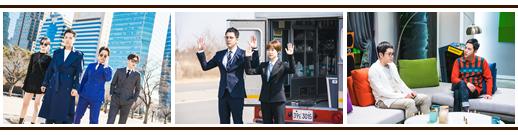 韓国ドラマ『スイッチ ~君と世界を変える~』タイアップキャンペーン